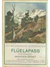Schweizerische Alpenposten Flüelapass