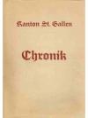 Chronik des Kantons St. Gallen