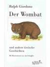 Der Wombat
