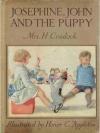 Josephine, John and the puppy