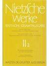 Nietzsche Werke II2