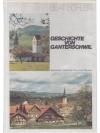 Geschichte von Ganterschwil
