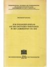 Sitzungsberichte, philosophisch-historische Klas..