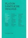 Platon Sämtliche Dialoge. 7 Bände