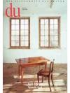 Du. Die Zeitschrift der Kultur : Tisch & Stuhl. ..