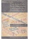 Die deutsche Rechtschreibung - Stillstand oder V..
