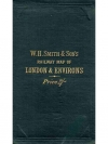 W.H. Smith & Son's Railway Map of London & Envir..