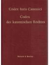 Codex Iuris Canonici / Codex des kanonischen Rec..