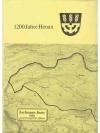 Geschichte des Dorfes und der Gemeinde Henau 754..