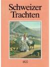 Schweizer Trachten 1822