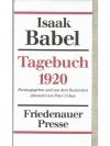 Tagebuch 1920