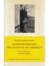 Elegien und Sonette - Rilke