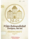 50 Jahre Konsumgenossenschaft Solothurn 1892 - 1..