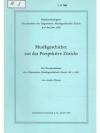 Musikgeschichte aus der Perspektive Zürichs