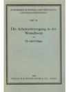 Die Arbeiterbewegung in der Westschweiz