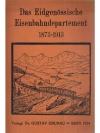 Das eidgenössische Eisenbahndepartement