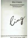Max Lingner Pressezeichnungen