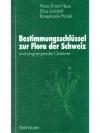Bestimmungsschlüssel zur Flora der Schweiz