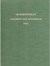 Internationales Jahrbuch der Fotografie 1957