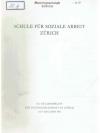 Schule für Soziale Arbeit Zürich