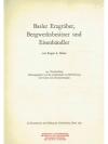 Basler Erzgräber, Bergwerksbesitzer und Eisenhän..