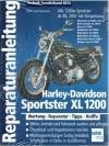 Harley-Davidson Sportster 1200 Technik-Sonderban..