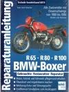 BMW-Boxer R65 R80 R100 von 1980 bis 1996 Technik..