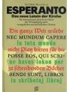 Esperanto - Das neue Latein der Kirche