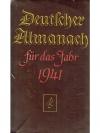 Deutscher Almanach für das Jahr 1941