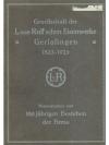 Die Gesellschaft der L. von Roll'schen Eisenwerk..