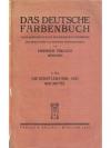 Das deutsche Farbenbuch II. Teil