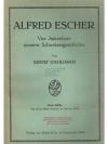 Alfred Escher. 2 Bände