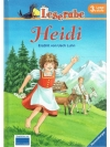 Heidi - Leserabe