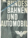 Bundesbahnen und Automobil