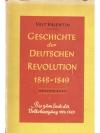Geschichte der deutschen Revolution von 1848 - 4..
