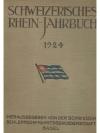 Schweizerisches Rhein-Jahrbuch 1924