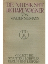 Die Musik seit Richard Wagner