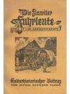 Die Flawiler Fuhrleute des 17. - 19. Jahrhunderts