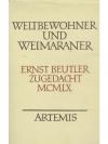 Weltbewohner und Weimaraner
