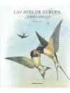 Las aves de Europa de John Gould