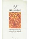 Texte des Expressionismus