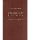 Vocabulari Romontsch