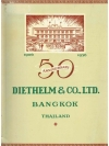 50 Anniversary 1906 - 1956 Diethelm & Co., Ltd. ..