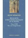 RELIGION UND GESELLSCHAFT IN EUROPA