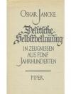 Deutsche Selbstbesiunng