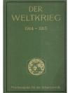 Der Weltkrieg 1914 - 1915. 3. Band