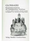 Glossaire - Burgenfachwörterbuch