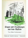 Sagen und Erzählungen aus dem Alpstein