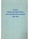 50 Jahre Schweiz. Arbeitgeber-Zeitung 1906 - 1956