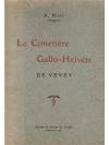 Le Cimetière Gallo-Helvète de Vevey